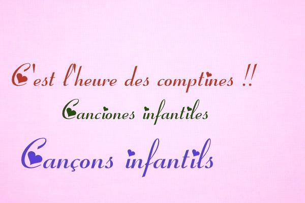 comptines