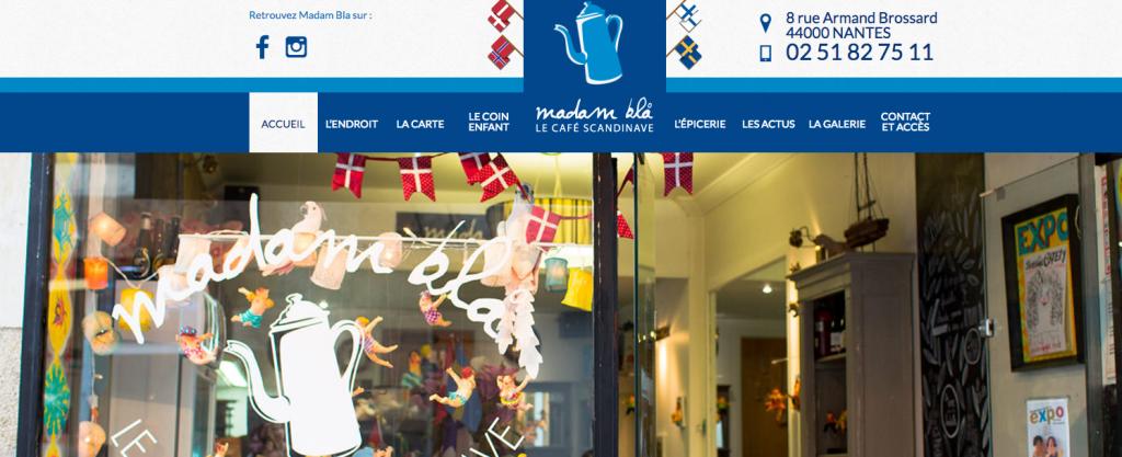 Madam Bla Nantes (Caf' Preneurs)