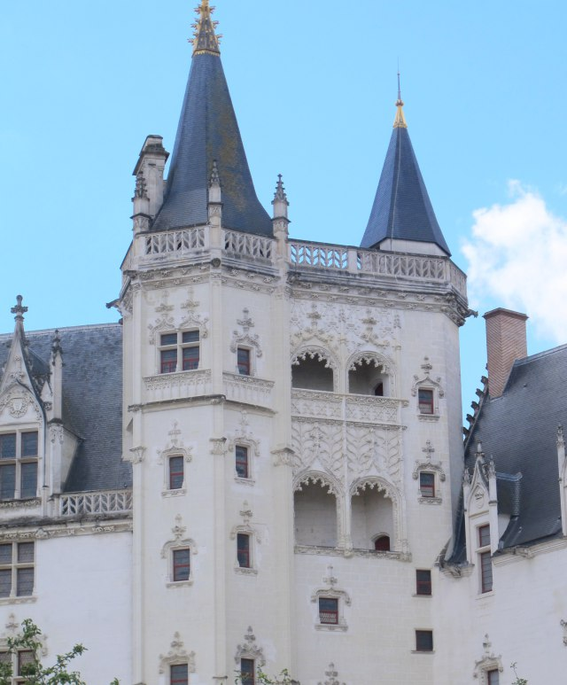 Nantes Castillo
