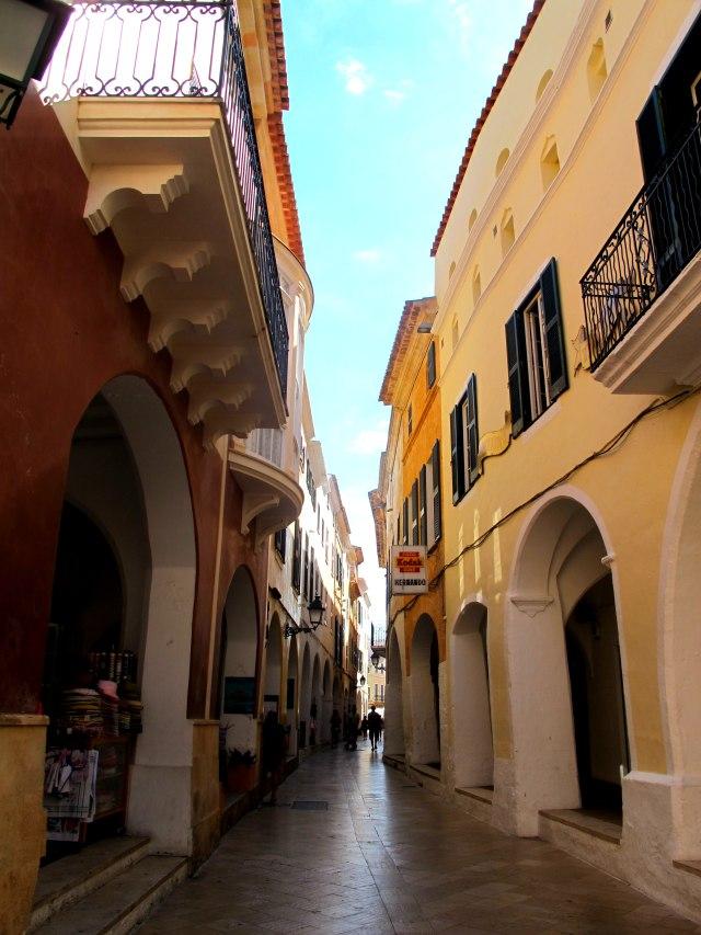 Ciutadella Minorque