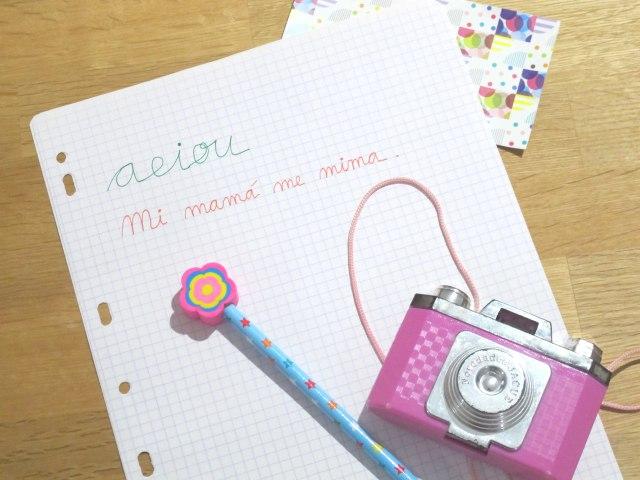 enseigner à écrire aux enfants trilingues