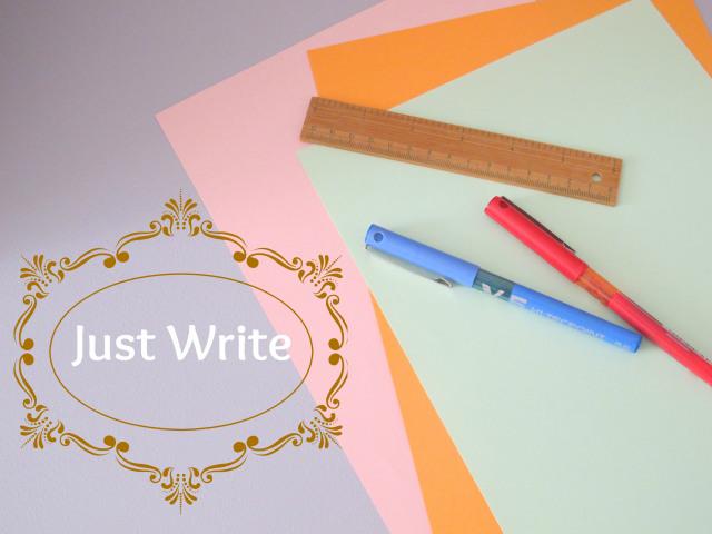 escribir en los blogs