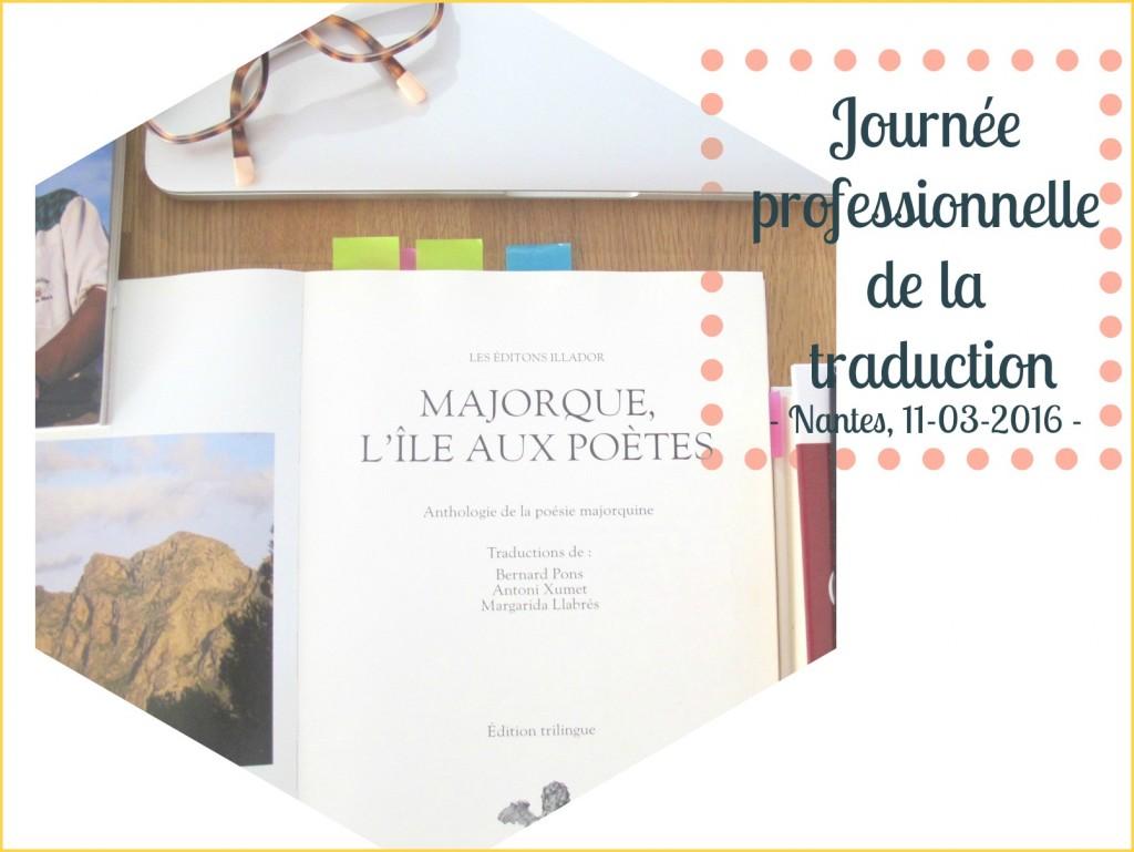 Journée de la traduction Nantes - Mobilis et ATLF