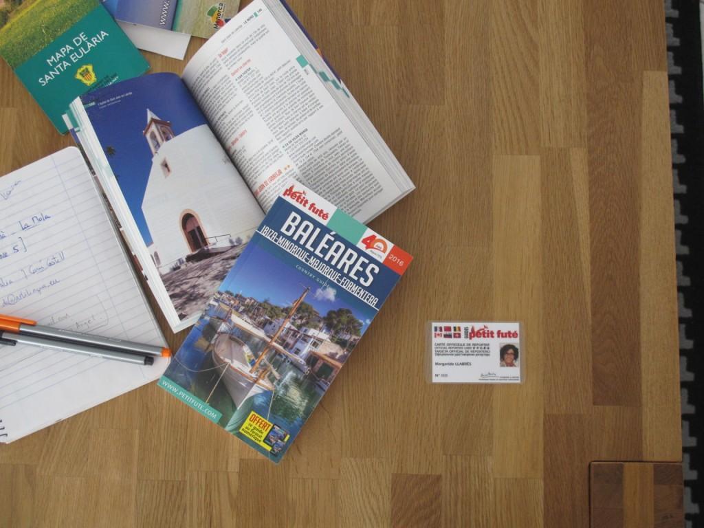 Petit Futé Baléares 2016 -guide de voyages
