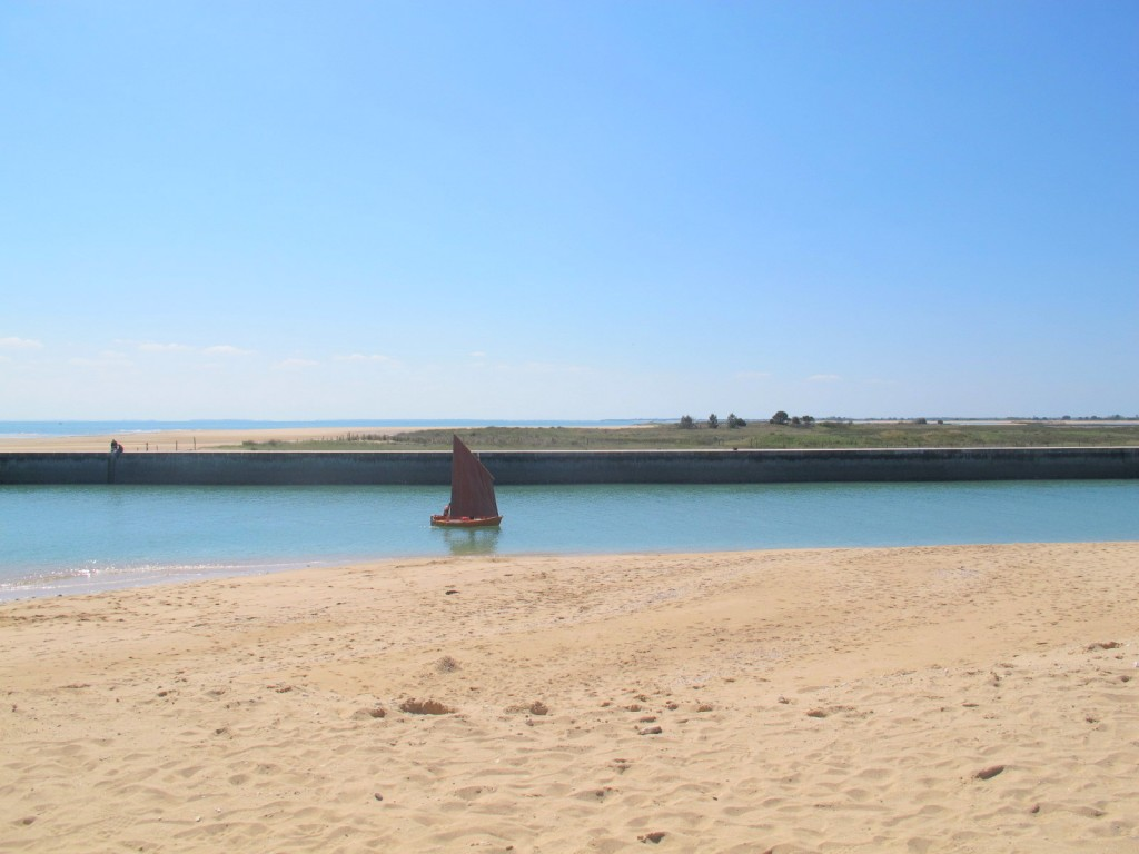 Viaje a isla de Oleron, Francia