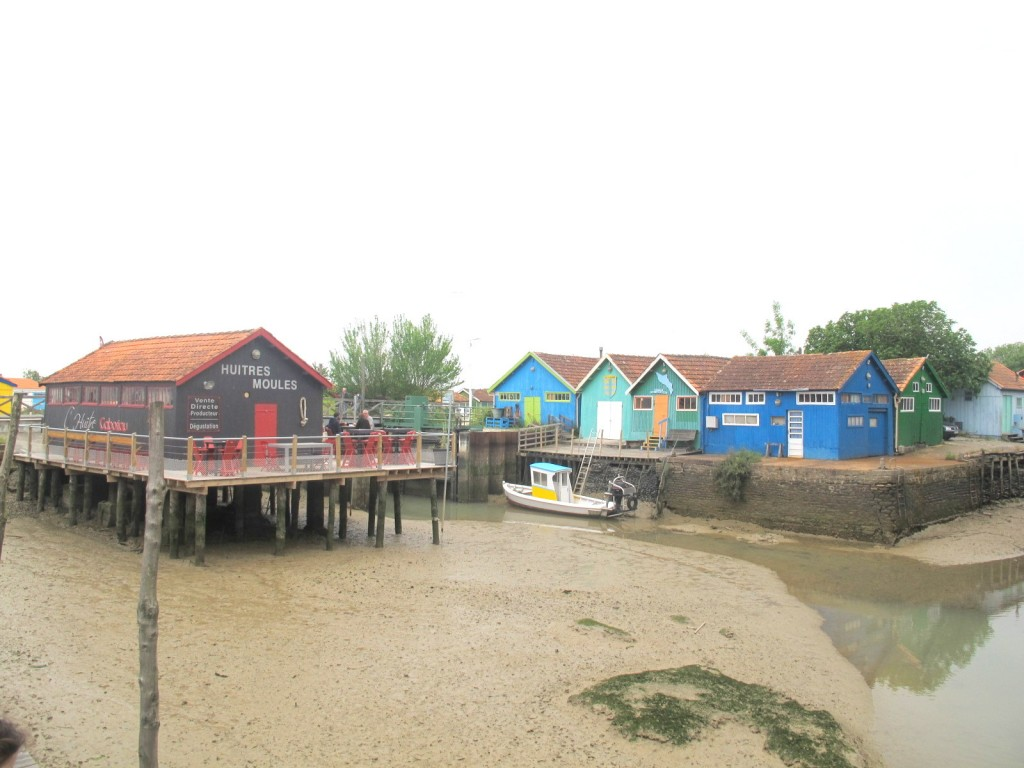 Viaje a la isla de Oleron, Francia
