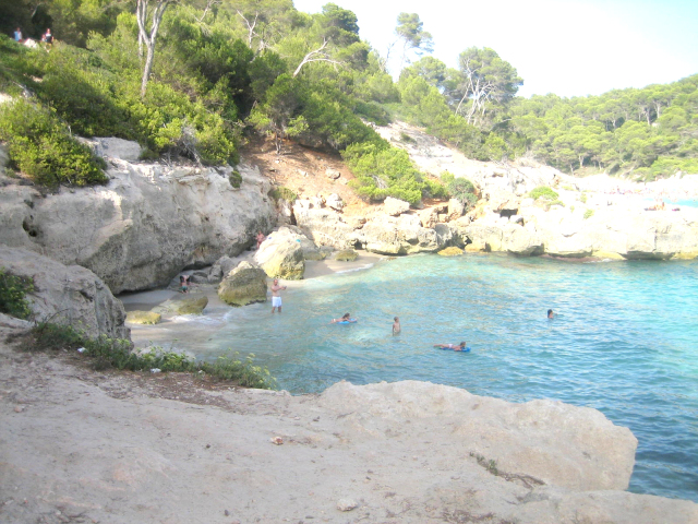 Las mejores playas de España, en Menorca