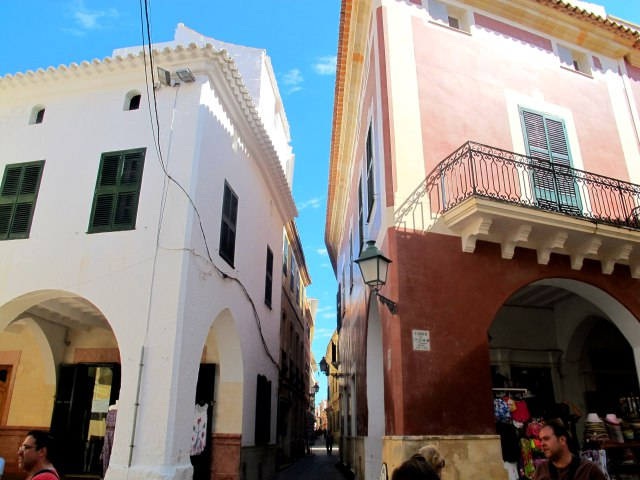 Ciutadella en Menorca