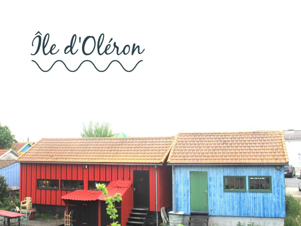 Viaje a Isla de Oléron, Francia