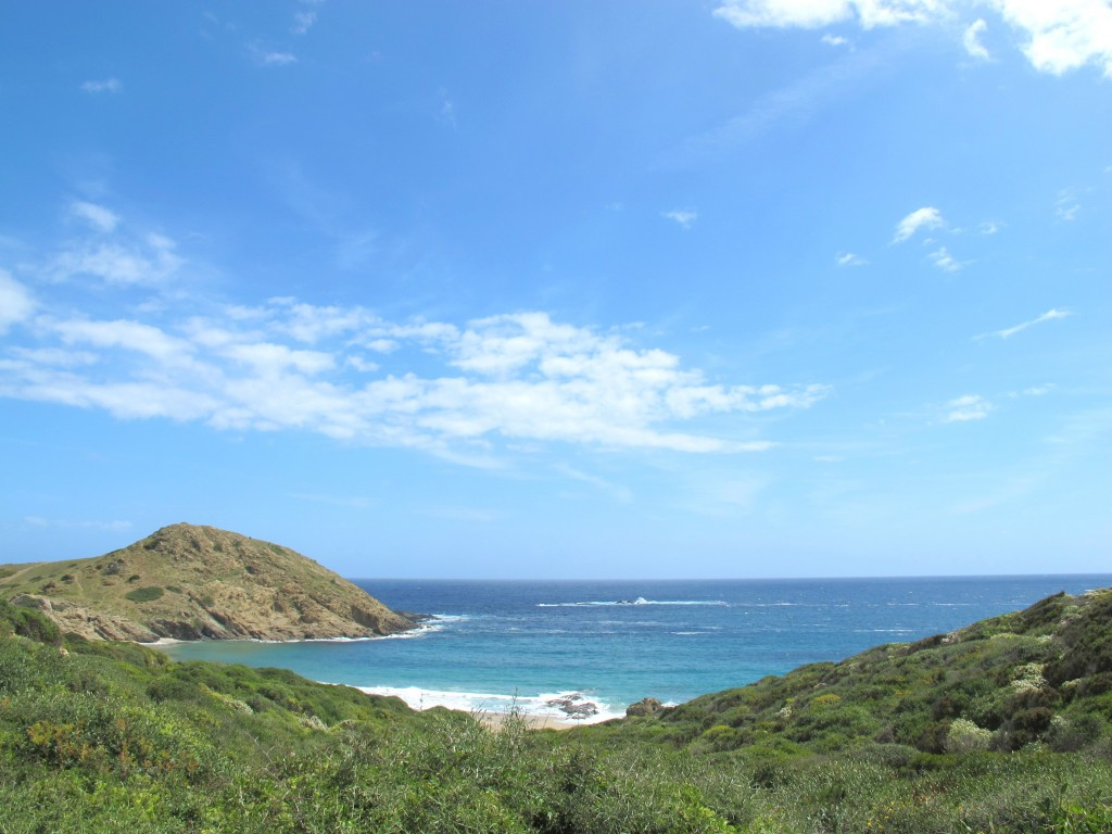 Sa Mesquida plage  à Minorque
