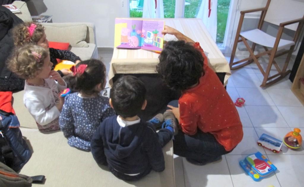 enfants bilingues franco-espagnols à Nantes