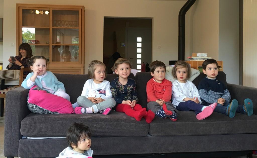 Rencontres enfants bilingues francoespagnols Nantes