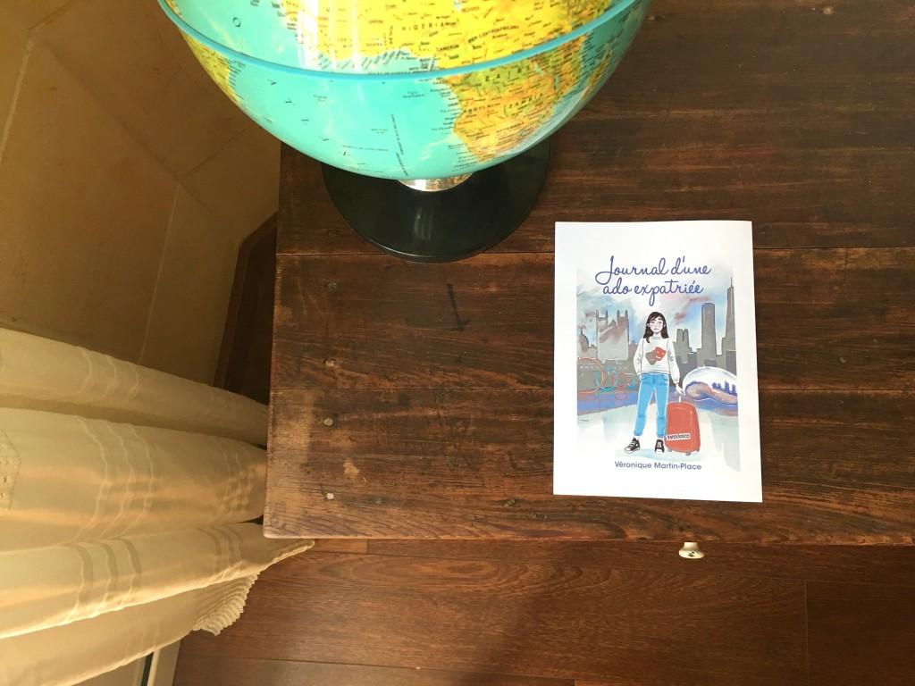 Journal d'une ado expatriée, Véronique Martin-Place