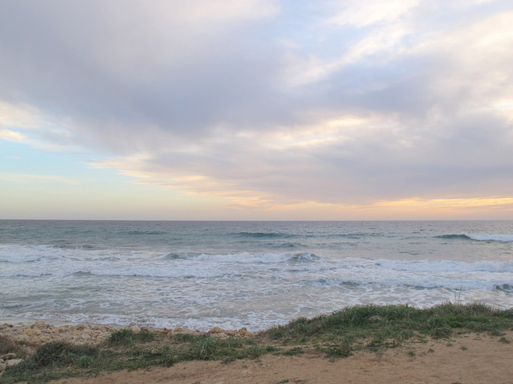 La mar ets tu. Mar Mediterrani.