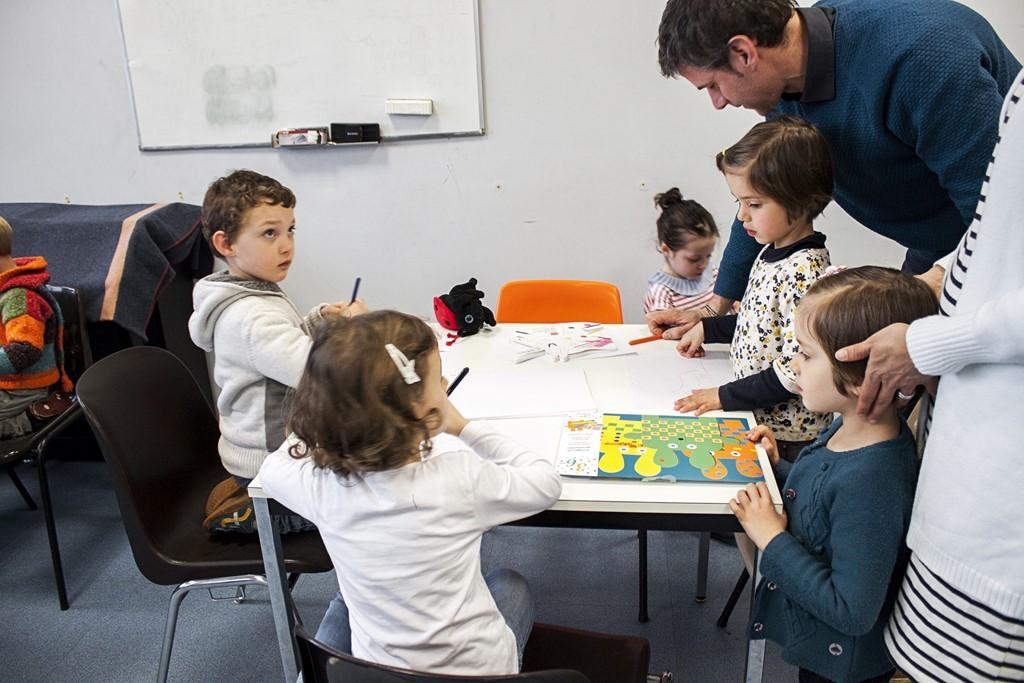 Rencontres enfants bilingues Nantes