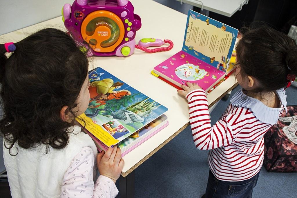 Encuentro niños bilingües Nantes
