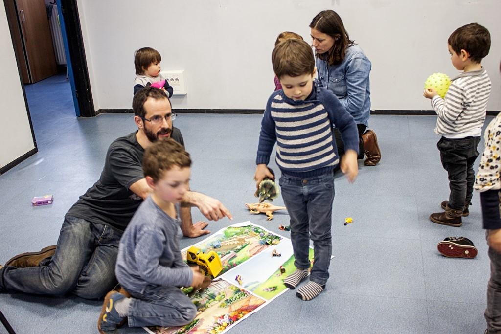 Encuentros niños bilingües Nantes